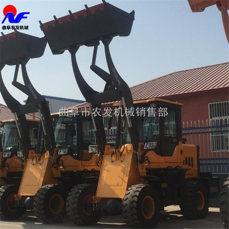成縣實用型輪式裝載機 農發建筑用裝載機