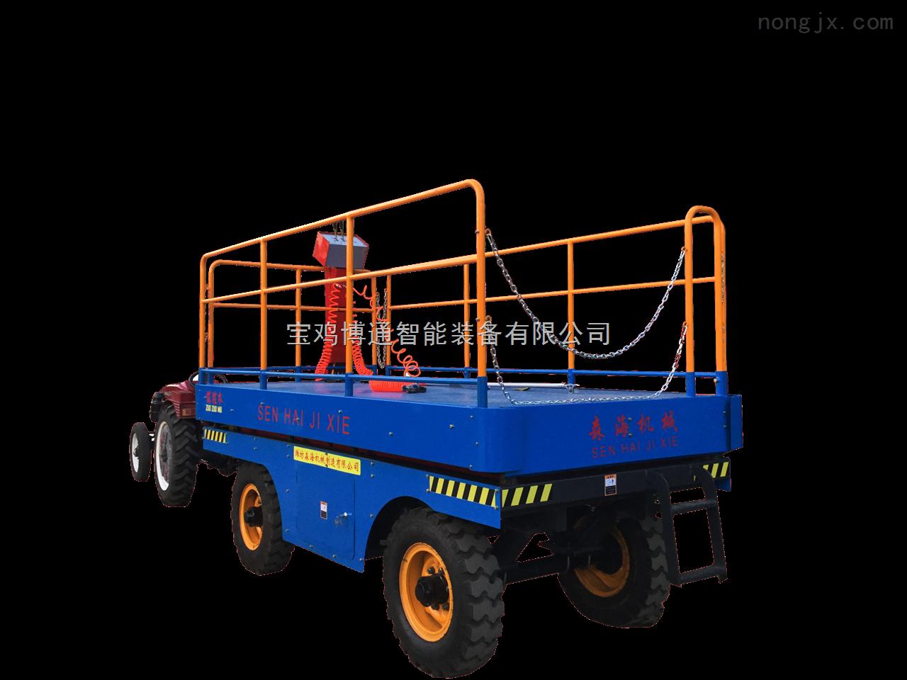 3GP-160-牵引式升降作业平台厂家