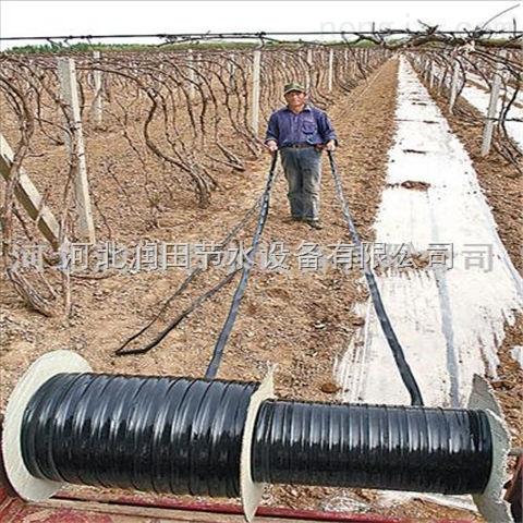 开封灌溉用软管促销 河南大棚滴灌带加厚耐磨材质