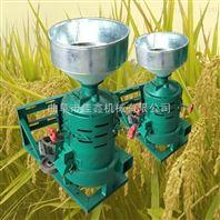 水稻脱皮打米机厂家 佳鑫多功能脱皮碾米机 去皮机