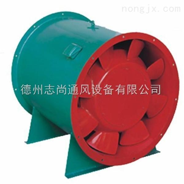 HL3-2A低躁声混流风机、混流消防排烟风机