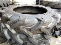 厂家直供9.5-24正品三包农用人字花纹轮胎