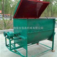 加厚饲料搅拌机拌料机厂家 佳鑫大型秸秆饲料搅拌机