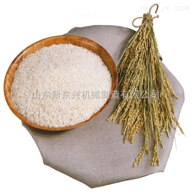 电动谷子水稻碾米机