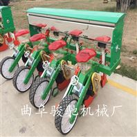 四轮悬挂式播种机 谷物种植机 苜蓿播种机