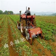 1米割副红薯杀秧机 小型土豆灭秧机 双垄削秧机