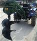 拖拉机挖坑机厂家定做 植树挖坑机直销