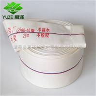 禹泽3寸水带批发3寸聚氨酯衬里水带输水排污耐磨抗高压