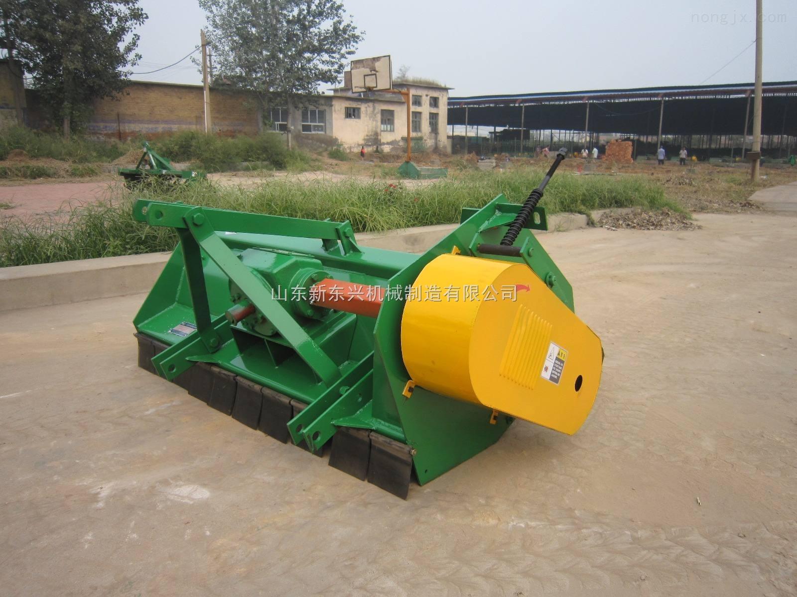 農業用懸掛式秸稈還田機