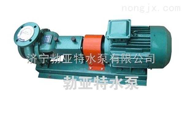 山西省太原市 矿用 单级化工泵 耐腐蚀 大型水泵 生产厂家