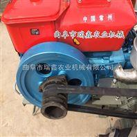 农用手扶拖拉机 多功能汽油打田机 小型硬土松土机