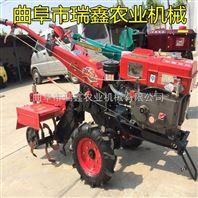 柴油电启动拖拉机 大棚用旋耕机 农用手扶微耕机