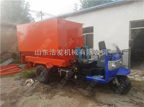 小型多功能撒料车 液压出料撒料车