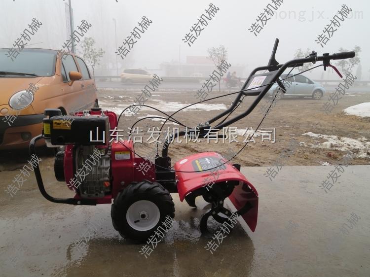 优质轮式开沟机 拖拉机旋耕机 直销微耕机