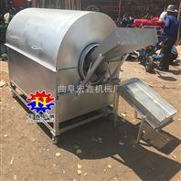 50斤炒货机哪里买 电加热瓜子炒货机厂家 多功能滚筒炒货机
