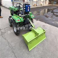 新品四轮拖拉机 多功能四轮拖拉机 果园开沟机