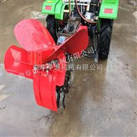 四轮带旋耕机 各种地形用旋耕机 四轮拖拉机直销