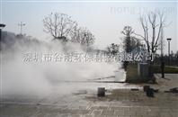 山西公路喷雾除尘设备降尘喷雾机系统