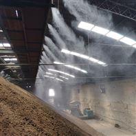 工地围挡喷雾降尘设备 厂家直销 环保节能