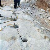 浙江地基开挖岩石破裂棒
