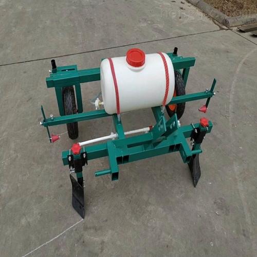 土豆烤烟用地膜覆盖机四轮农膜地膜机