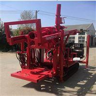 BK- 多用途履带五寸反循环地源热泵