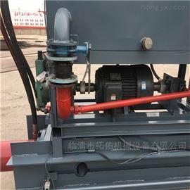 ZYD-100秸秆打包机 青贮压块机 秸秆套袋机厂家