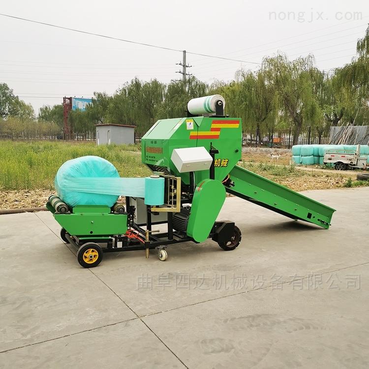 9YQ55-52-全自动圆草捆打捆机生产厂家