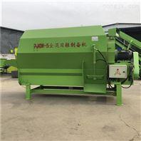 大型養殖場專用的TMR飼草粉碎機 潤華機械