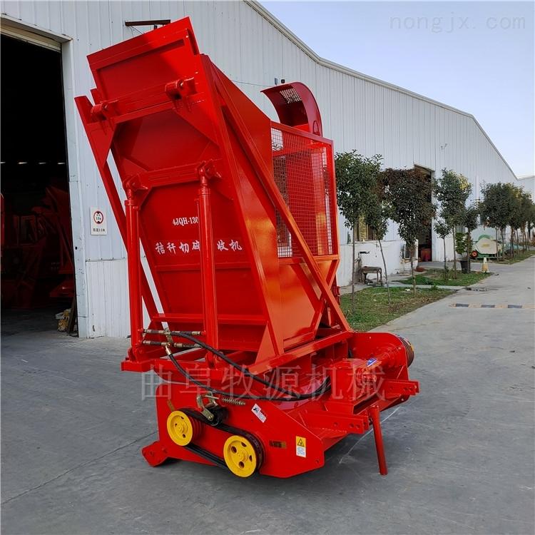 淮南玉米秸秆回收青储机青储秸秆收获粉碎机