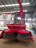 拖机机背负式青饲料收获机