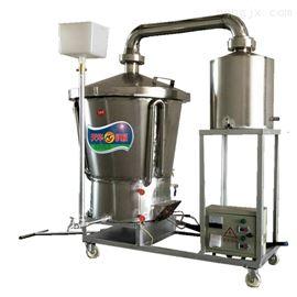 THN-100生粮发酵双层酿酒设备厂家直销