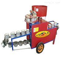 农业机械育苗基质装盆机普遍应用