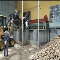 60/80/100型马铃薯蕨根淀粉机 淀粉生产整套机械