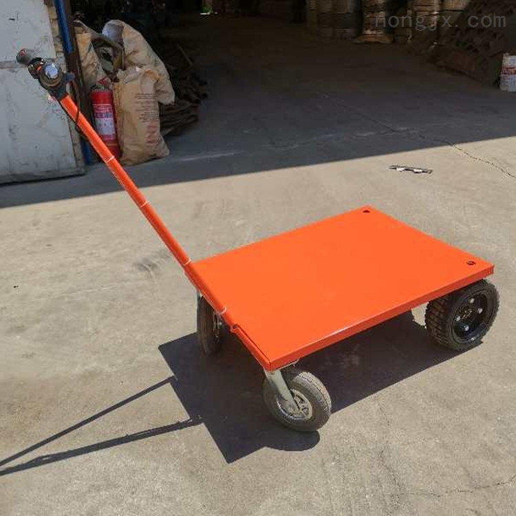 电动平板车 仓储车间周转运输车 电动小推车