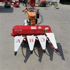 SL  GSJ柴油微耕机带的90公分宽割晒机头
