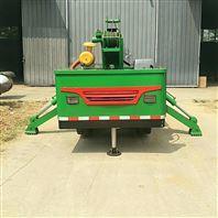 滕州市山特机械 随车吊3吨履带自备吊运输车