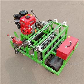 xnjx-6汽油手推式大葱白菜播种机