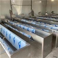 厂家供应牛场双层不锈钢恒温饮水槽