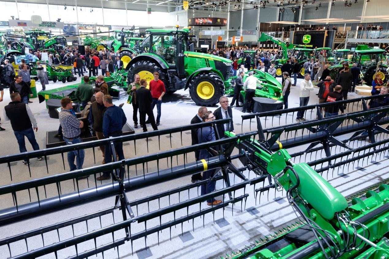2017第八届中国(临沂)农业机械博览会