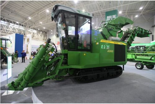 中联重机不断调整升级产业结构 助推安徽实现农机产业集群