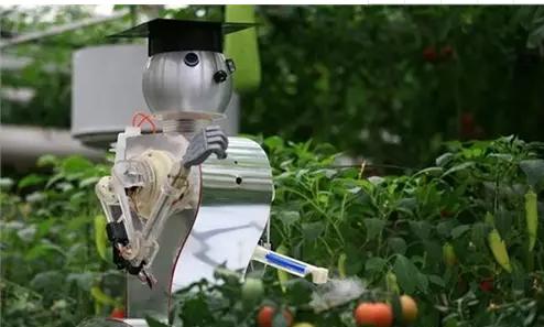 我国农用机器人的发展趋势