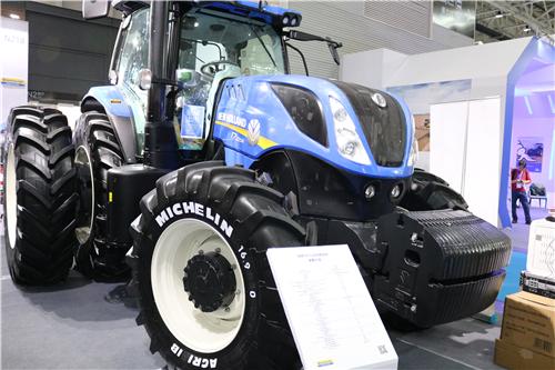 吉林集安市2020年已办理农机购置补贴24.072万元