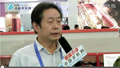 专访河北中友机电副董事长赵建民