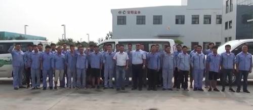 标普农业承担泗县30万亩夏秋作物病虫害防治