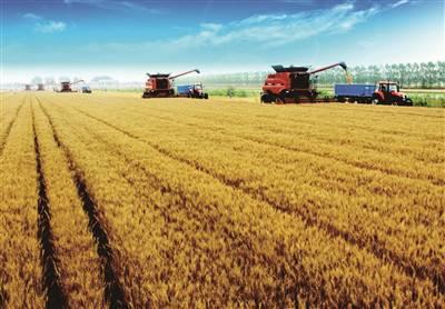 昌图县:机械化促进粮食产量创新高图片