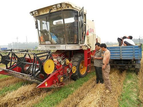 栖霞市农机安全生产氛围再上新水平